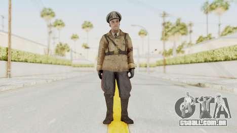 COD BO Richtofen para GTA San Andreas segunda tela