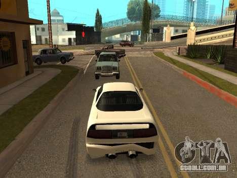 ANTI TLLT para GTA San Andreas sexta tela
