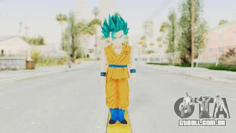 Dragon Ball Xenoverse Gohan Teen DBS SSGSS2 v2 para GTA San Andreas segunda tela