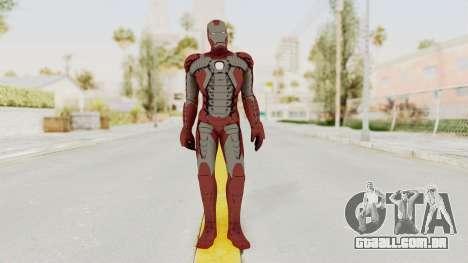 Marvel Heroes - Iron Man (Mk5) para GTA San Andreas segunda tela