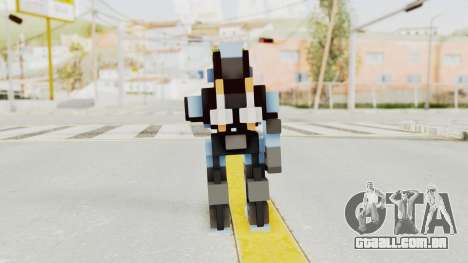 Crossy Road - Epoch para GTA San Andreas terceira tela
