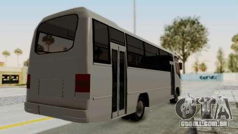 JGB Dranoga Agrale para GTA San Andreas esquerda vista