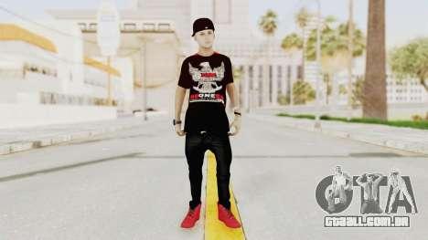 Swagger Boy Retex 1 para GTA San Andreas segunda tela
