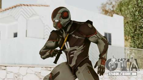 Iron Man 3: The Game - Ezekiel Stane para GTA San Andreas