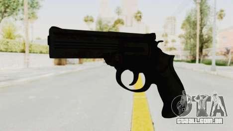 MP412 Rex para GTA San Andreas segunda tela