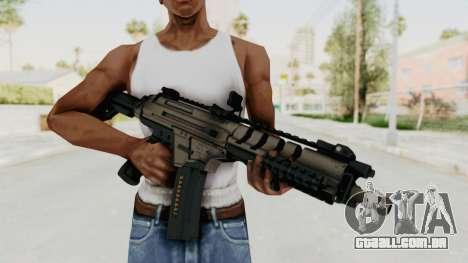 HBRA3 Advanced Warfare para GTA San Andreas terceira tela