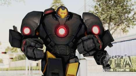 Marvel Future Fight - Hulk Buster Heavy Duty v1 para GTA San Andreas