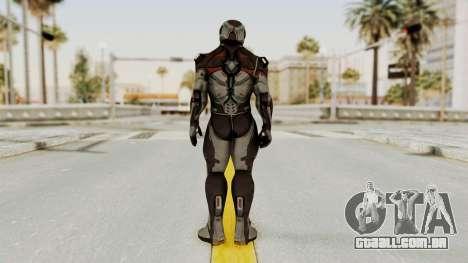 Iron Man 3: The Game - Ezekiel Stane para GTA San Andreas terceira tela