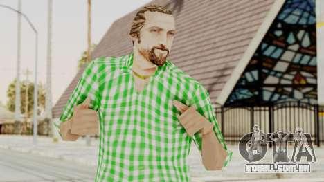 Psycho Brother 1 para GTA San Andreas