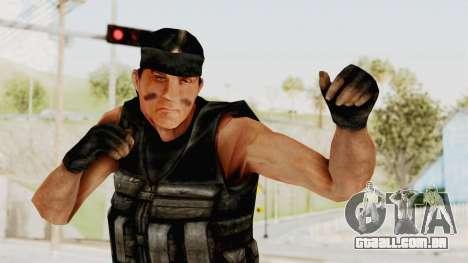 Rambo para GTA San Andreas