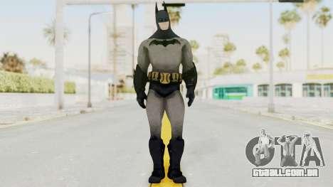 Batman Arkham City - Batman v2 para GTA San Andreas segunda tela