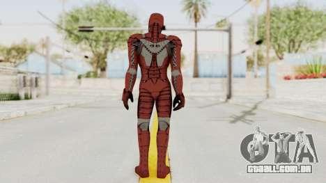 Marvel Heroes - Iron Man (Mk5) para GTA San Andreas terceira tela