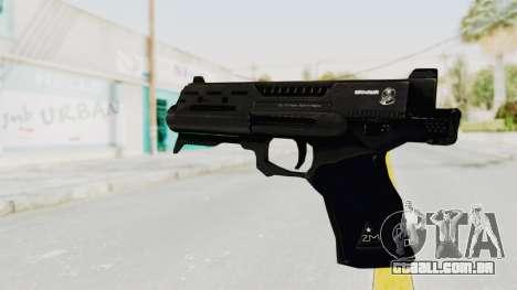 StA-18 Pistol para GTA San Andreas segunda tela