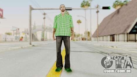 Psycho Brother 1 para GTA San Andreas segunda tela