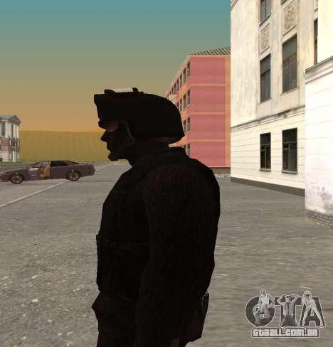 FSB alfa v1 para GTA San Andreas terceira tela