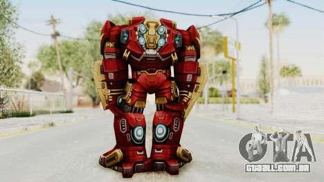 Marvel Future Fight - Hulk Buster Classic para GTA San Andreas terceira tela
