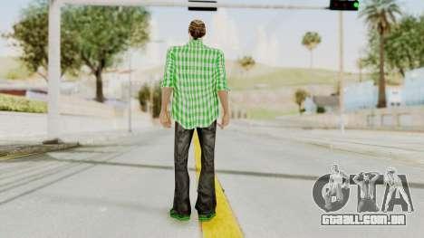 Psycho Brother 1 para GTA San Andreas terceira tela