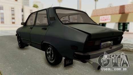 Dacia 1310 Funingi Taraneasca para GTA San Andreas esquerda vista