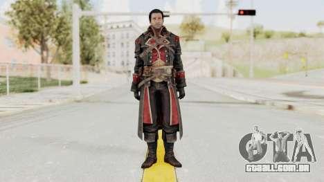 Assassins Creed Rogue - Shay Cornac para GTA San Andreas segunda tela