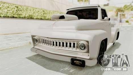 GTA 5 Slamvan Race para GTA San Andreas