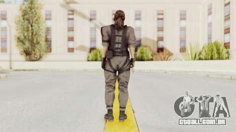 MGSV Phantom Pain Quiet XOF v1 para GTA San Andreas terceira tela