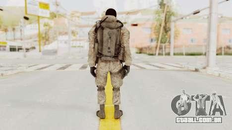 COD MW2 Shadow Company Soldier 3 para GTA San Andreas terceira tela