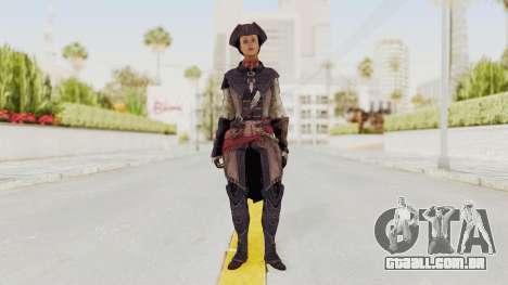 Assassins Creed 4 DLC - Aveline de Grandpré para GTA San Andreas segunda tela