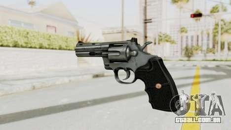 Python v1 para GTA San Andreas segunda tela