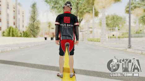 GTA 5 Cyclist 3 para GTA San Andreas terceira tela