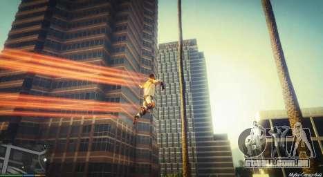 GTA 5 The Flash Script Mod quinta imagem de tela