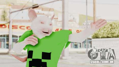 Rat Kid para GTA San Andreas