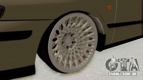 Mazda 626 Air para GTA San Andreas vista traseira