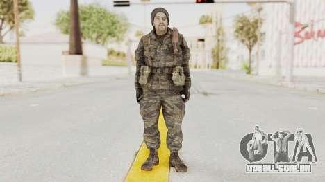 COD BO SOG Grigori Weaver para GTA San Andreas segunda tela