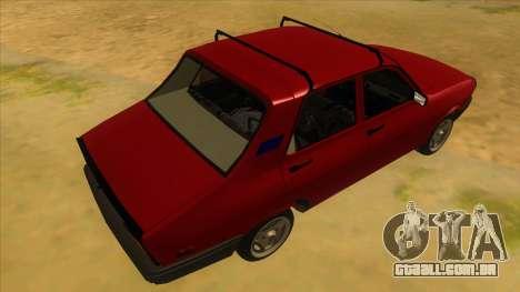 Dacia 1310 Berlina 1985 para GTA San Andreas vista direita