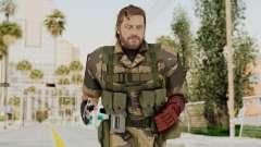 MGSV The Phantom Pain Venom Snake No Eyepatch v2