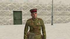 Pak combatentes do exército vermelho