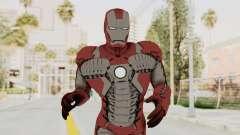 Marvel Heroes - Iron Man (Mk5) para GTA San Andreas