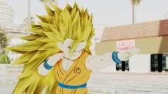 Dragon Ball Xenoverse Gohan Teen DBS SSJ3 v2