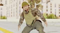 MGSV The Phantom Pain Soviet Union VH Sleeve v2 para GTA San Andreas