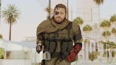 MGSV The Phantom Pain Venom Snake Scarf v1 para GTA San Andreas