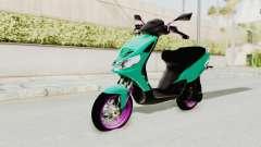Piaggio 200 CC Lockstyle