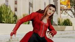 Captain America Civil War - Scarlet para GTA San Andreas