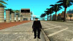 Police SWAT Skin for GTA San Andreas