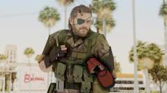 MGSV The Phantom Pain Venom Snake Woodland