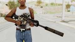 P416 Silenced para GTA San Andreas