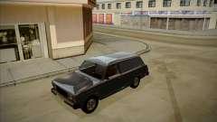 VAZ 2104 com um grande tronco para GTA San Andreas