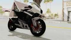 Kawasaki Ninja ZX-RR Streetrace