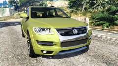 Volkswagen Touareg R50 2008