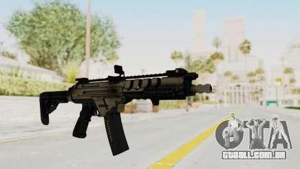 HBRA3 Advanced Warfare para GTA San Andreas