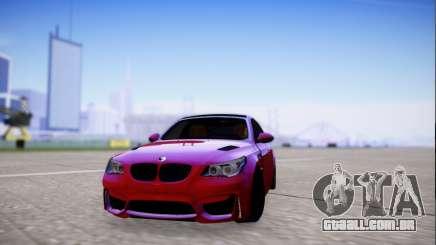 BMW M5 E60 Huracan para GTA San Andreas